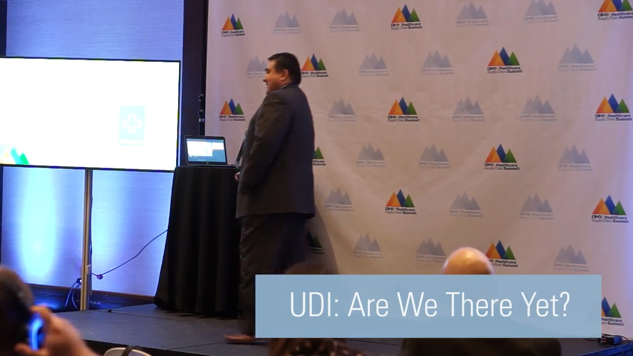 UDI: Are We There Yet?