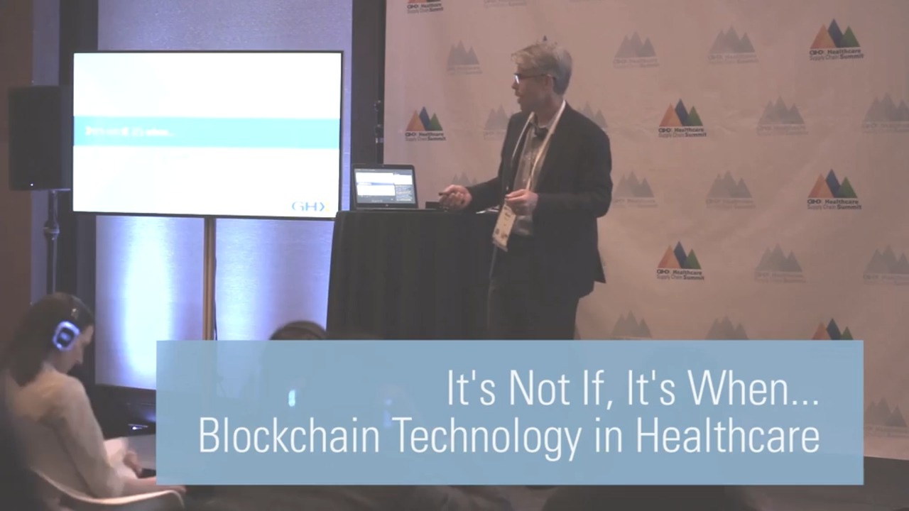 It's Not If, It's When... Blockchain Technology in Healthcare