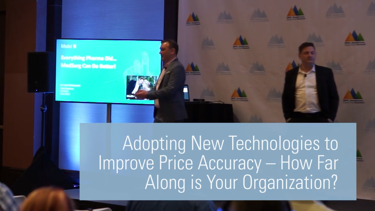 Adopting New Technologies to Improve Price Accuracy – How Far Along is Your Organization?