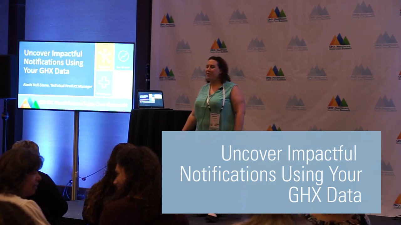 Uncover Impactful Notifications Using Your GHX Data